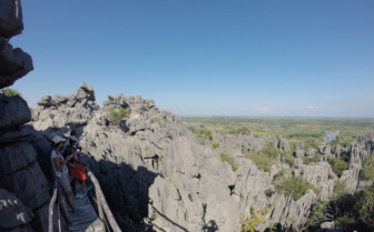 Tsingy hike