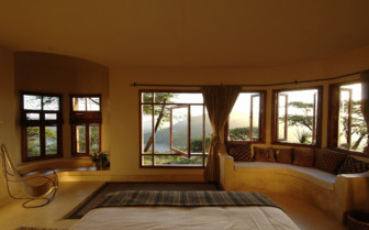 View from Chiefs Bedroom