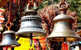 Naini Temple, India
