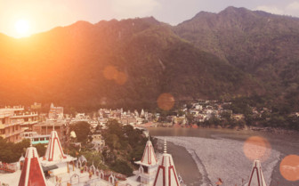 Rishikesh, Indian Himalayas