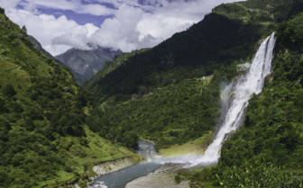 Kameng River, Himalayas