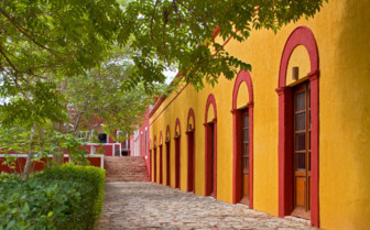 Exterior at Hacienda Temozon hotel