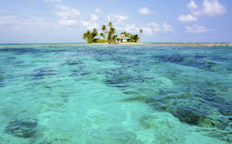 Belize Tropical Island