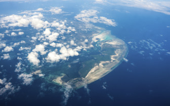 Pemba Island from Above