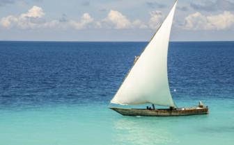 Zanzibar Sail Boat