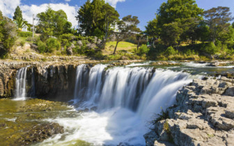Haruru Falls Paihia Northland