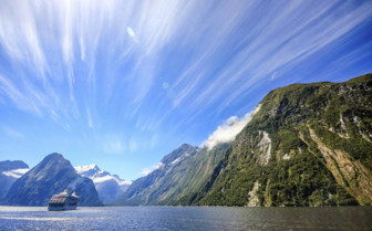 Cruise Milford Sound