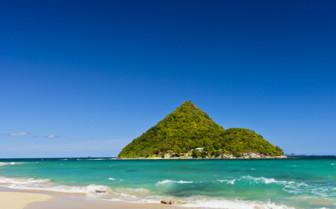 Sugar Loaf Island in Grenada