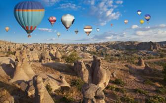 Cappadocia Hot Air