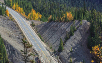 Open Road in Canada