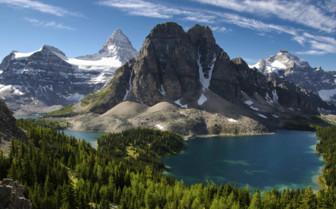 Rockies Lake