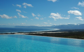 Forest Lodge Swimming Pool, Grootbos