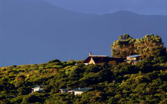 View of Garden Lodge, Grootbos