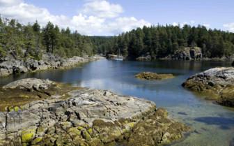 Sechelt in British Columbia