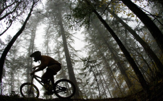 Biking British Columbia