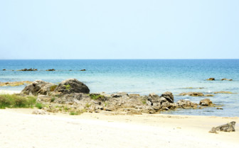 Malawi Lake Side Beach