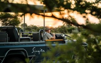 Singita Lebombo Safari 4x4