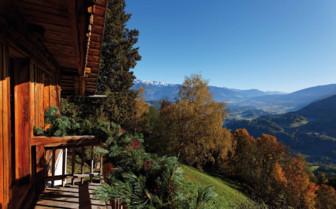 View from San Lorenzo Mountain Lodge