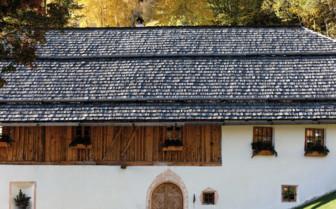 Mountain Lodge, Dolomites, Italy