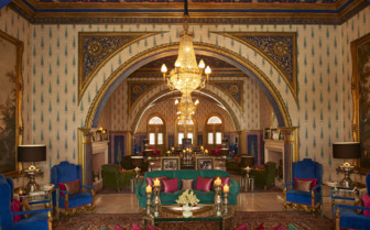 The grand Dubar Hall