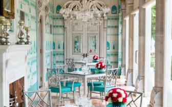 Palatial dining in Jaipur