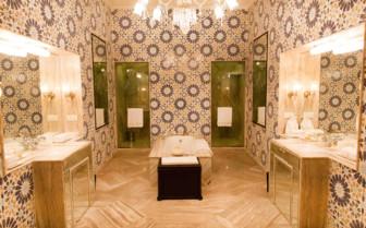 Regal bathroom in Jaipur