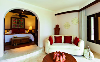 Ocean View Suite at the Belmond Maroma Resort & Spa