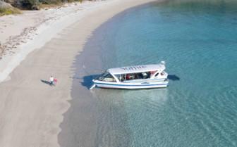 Saffire Freycinet beach