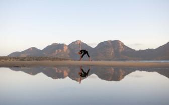 Saffire Freycinet yoga