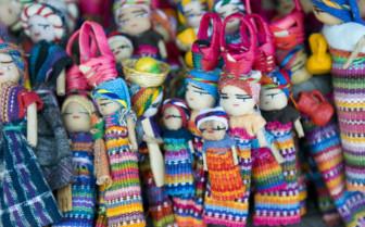 Worry Dolls in Guatemala