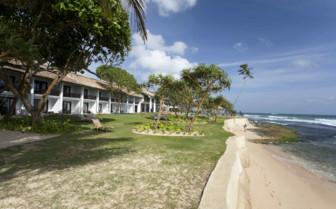 Beach Front at the Fortress, Sri Lanka