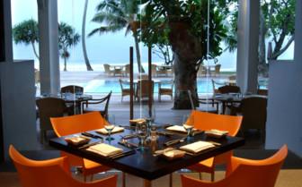 Dining at the Fortress, Sri Lanka