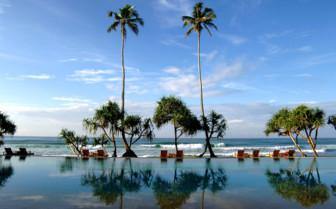Pool Sea View at the Fortress, Sri Lanka