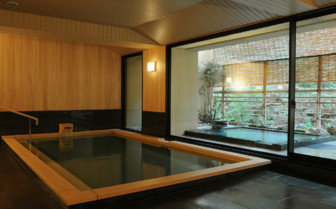 Spa at Iwaso, Japan