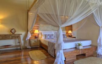 Bedroom at Saruni Samburu
