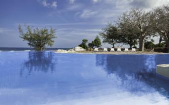 Ocean Infinity Pool at Saruni Samburu