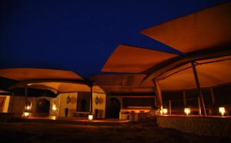 Night Sky at Saruni Samburu