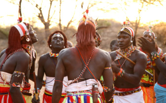 Local Samburu People