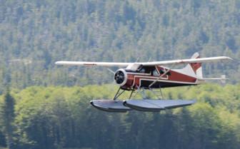 Floatplane, Alaska