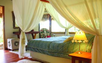 Bedroom at the Enasoit