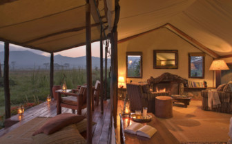 Lounge Area at the Enasoit