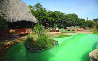 Swimming Pool at the Enasoit