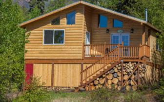 Fireweed Cabin, Winterlake Lodge