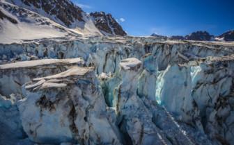 Glacial Formations, Alaska