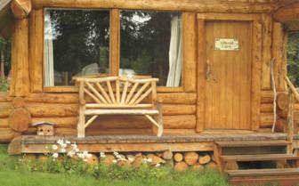 Iditarod Cabin, Winterlake Lodge