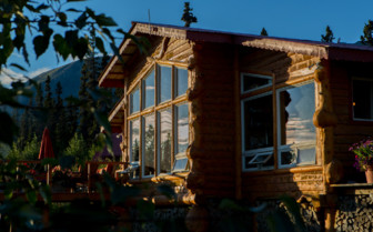 Cottage at Ultima Thume Lodge