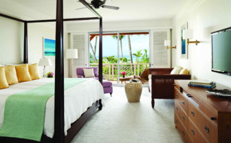 Room at the Four Seasons Nevis