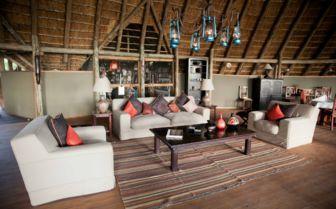 Lounge at the Pom Pom Camp