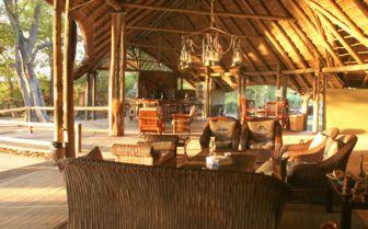 Lounge at Pom Pom Camp