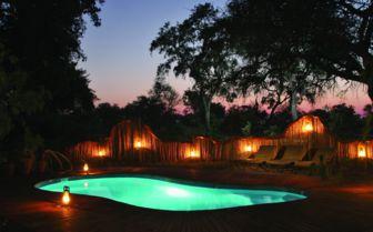 Swimming Pool at Pom Pom Camp